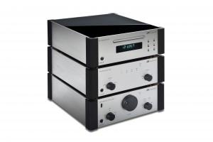 033-JK Reference CD, Pre amp en DAC - gestapeld